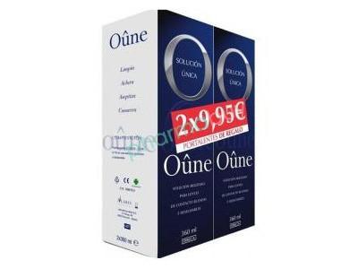 Oune Solución Única 360ml Pack 2 uds.