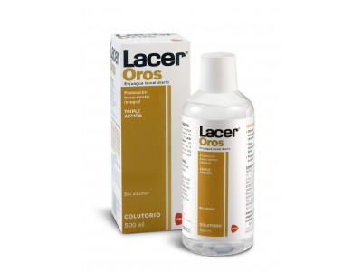 Colutorio Lacer Oros 500ml