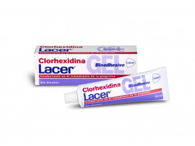 Gel Dental Lacer Bioad. Clorhexidina 50ml