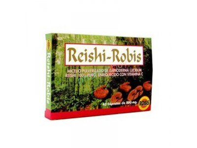 Reishi-Robis 40 Cápsulas