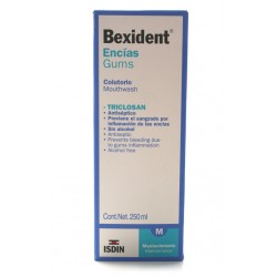 Bexident Colutorio Encías Triclosan 250ml