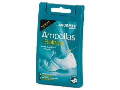 Aquamed Active Ampollas Sport