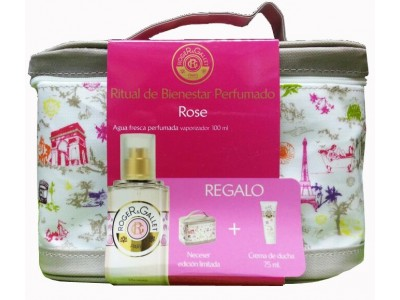 Roger Gallet Cofre de Primavera Rose