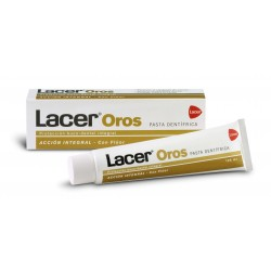 PASTA DENTAL LACER OROS  125 ML.
