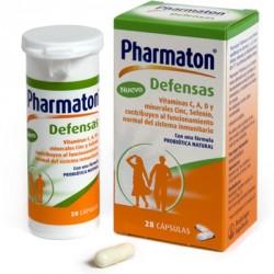 Pharmaton Defensas 28 Cápsulas