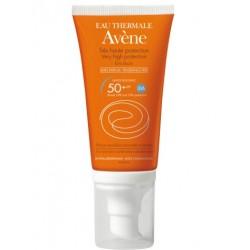 Avene Solar Emulsión SPF50 Sin Perfume 50ml