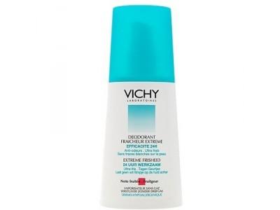 Vichy Desodorante Frescor Extremo Vaporizador 100ml