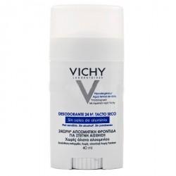 Vichy Desodorante Stick 24H Sin Sales Aluminio 40m