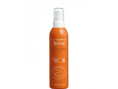 Avene Solar Spray SPF20 200ml