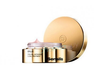 Sensilis Idyllic 50ml Tratamiento Antiedad Global