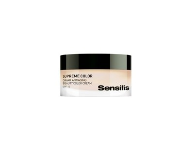Sensilis Supreme Caviar Color Antiaging Tarro 50ml