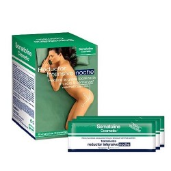 Somatoline Cosmetic Reductor Int. Noche 16 Sobres