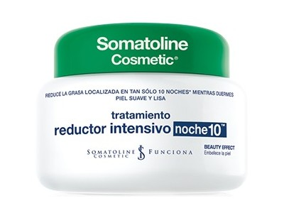 Somatoline Cosmetic Reductor Intensivo Noche 250ml