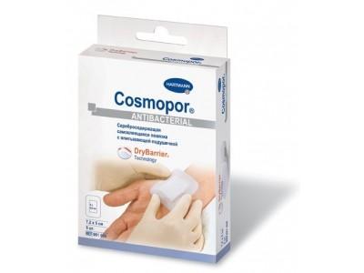 Cosmopor Antibacterial Apósito Esteril 7,2x5cm