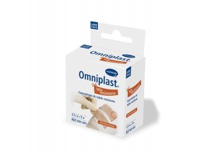 Omniplast OTC Esparadrapo Hipoalerg Rosa 2,5cmx5m