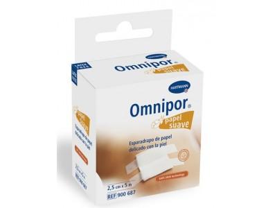 Omnipor OTC Esparadrapo Hipoalérgico 2,5cmx5m