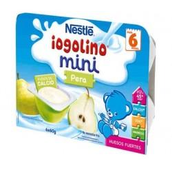 Nestlé Yogurt Iogolino Mini Pere 6x60g