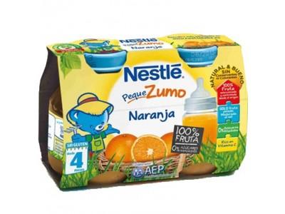 Nestlé Zumo de Naranja 2x125ml