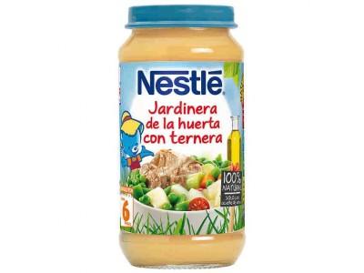 Nestlé Potito Jardinera de Ternera 250g