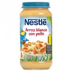 Nestlé Potito Arroz y Pollo 250g