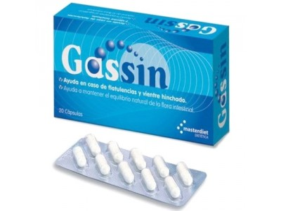 Pharmadiet Gassin 20 Cápsulas