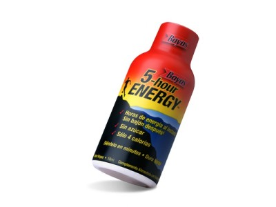 Energy 5-Hour Sabor Baya 58ml