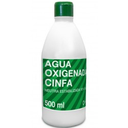 Cinfa Agua Oxigenada 10 Vol 500ml