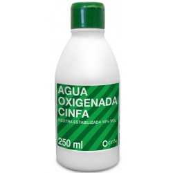 Cinfa Agua Oxigenada 10 Vol 250ml