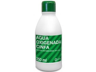Cinfa Agua Oxigenada 10 Vol 250ml