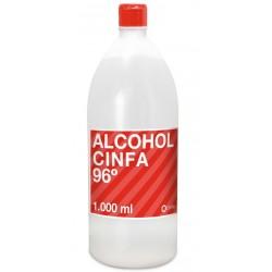 Cinfa Alcohol 96š 1000ml