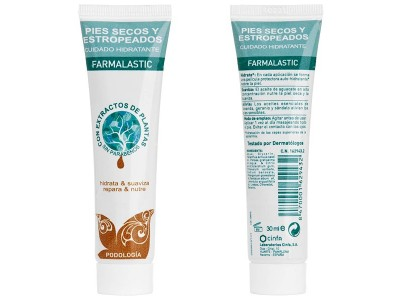 Farmalastic Pies Secos 30ml
