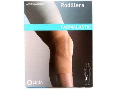 Farmalastic Rodillera Talla Grande