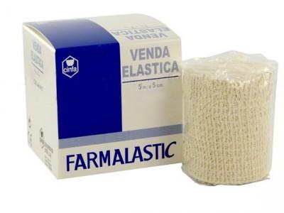 Farmalastic Venda Elastico 5cm x 5m
