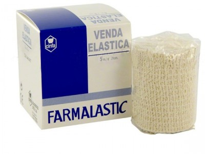 Farmalastic Venda Elástica 5mx7cm