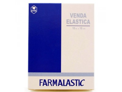 Farmalastic Venda Elástica 10mx10cm