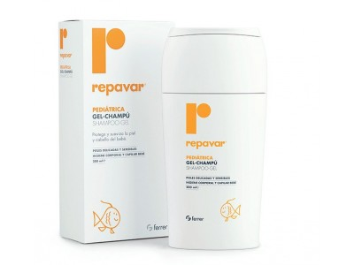 Repavar Pediátrico Gel Champú 200ml