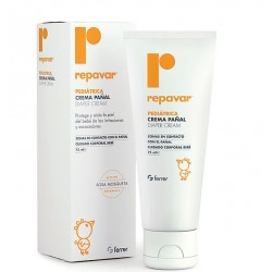 Repavar Pediatrica Crema Pañal 75ml