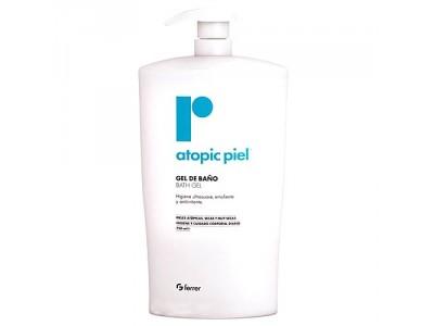Atopic Piel Gel de Baño 750ml