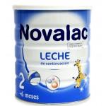 NOVALAC 2 LECHE DE CONTINUACIÓN 800 GR