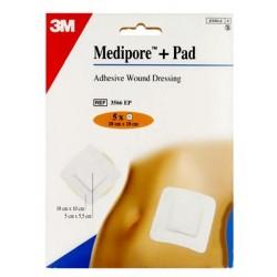 Medipore 10x10x5 Apósitos