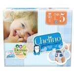 PAÑAL INFANTIL CHELINO FASHION & LOVE T5 13-18 KG 30U