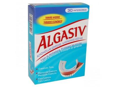Algasiv Almohada Dentadura Inferior 30 uds.