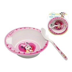 Pharmanoria Microondas Minnie Cuenco Cuchara +12m