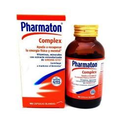 Pharmaton Complex 90 Cápsulas Blandas