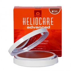Heliocare Compacto Oil Free Brown SPF50