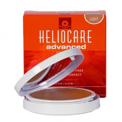 HELIOCARE COMPACTO OIL-FREE LIGHT SPF50 10GR