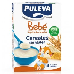 Puleva Bebé Cereales Sin Gluten Fos 600g