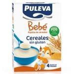 PULEVA BEBÉ CEREALES SIN GLUTEN BIFIDUS 600GR