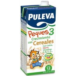Puleva Peques 3 Crecimiento Cereales 1l