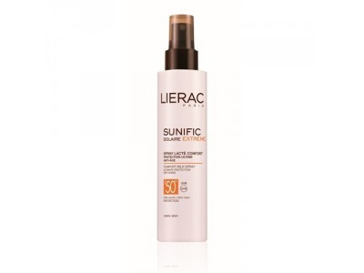 Lierac Sunific Spray Lacteo SPF50 150ml